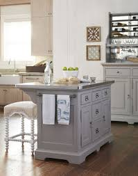 paula deen dogwood cobblestone island woodstock furniture