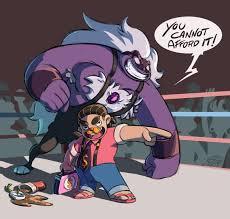Puma Meme - steven s stand puma purple steven universe know your meme
