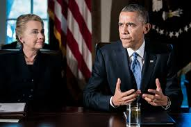 Us Cabinet Secretary Election 2016 Where Has Hillary Clinton Broken With Obama Cbs News