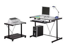 Z Line Designs Computer Desk Computer Desk With Cart Z Line Designs Inc