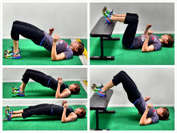 the best glute exercise the glute bridge redefining strength