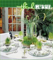 Green Table L 35 Green Table Setting Emerald Green Forest Table Setting Oz