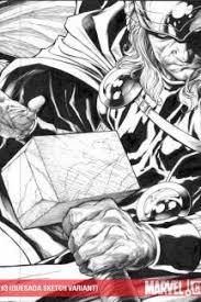 siege 2009 3 quesada sketch variant comics marvel com