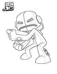echo echo ben 10 alien force coloring download u0026 print