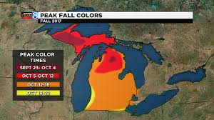 what the weather means for michigan u0027s fall colors woodtv com