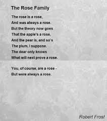 the family poem by robert poem