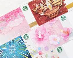 starbucks christmas gift cards where in the world starbucks cards from around the globe