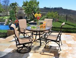 Alumont Patio Furniture by Santa Barbara Fishbecks Patio Furniture Store Pasadena
