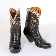 mens black motorcycle boots fancy cowboy boots mens black
