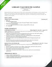 sample camp counselor resume library page resume sample sample