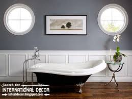 Decorative Wall Molding Designs Ideas And Panels Black Wall - Moulding designs for walls