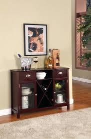 wine rack modern dining room sideboard buffet server console