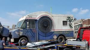 postal vehicles steven spielberg u0027s ready player one begins filming in birmingham