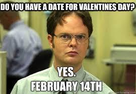Harry Potter Valentines Meme - schrute memes quickmeme