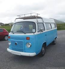volkswagen brazilian brazilian t2c campervan spotted in ireland campervan crazy