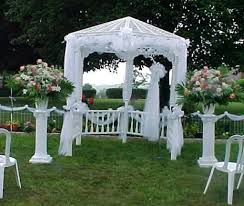 gazebo rentals wedding gazebo rentals s in atlanta tent rental prices los angeles