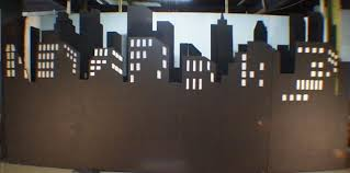cityscape backdrop vbs on a budget overview noricks