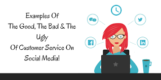examples of the good the bad u0026 the ugly of customer service on