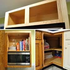 Change Cupboard Doors Kitchen by Cutting Down A Few Cabinet Doors To Fit Young House Love