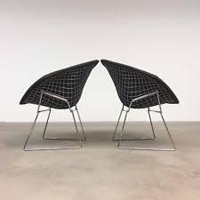 Diamond Armchair Bertoia Diamond Chair Ebay