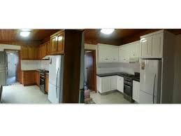 Resurfaced Kitchen Cabinets Before And After Amazing Kitchen Cabinets Doors Refacing Kitchen Cabinets Best