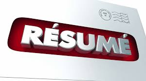 Resume Apply Job by Job Application Envelope Hired Animated Video Motion Background