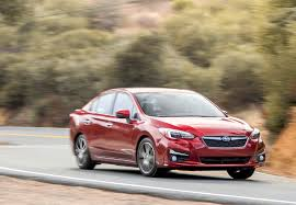 subaru subaru 2018 subaru impreza pricing u0026 release date announced 18 495 us