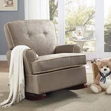 furniture rattan rocking chair nursery rockers and gliders