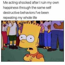 Happiness Meme - dopl3r com memes me acting shocked after i ruin my own happiness
