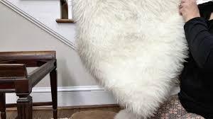 grass rug ikea decorating flokati rug ikea sheepskin chair ikea faux sheepskin