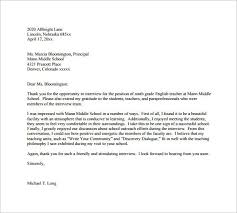 thank you letter after interview uk samples thank you email template