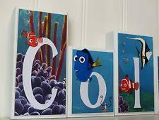 disney nursery wall letters ebay