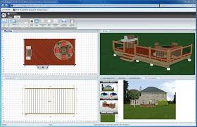 layout software free bighammer deck designer free deck design software