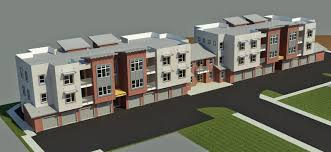 multi family home design bim aficionado multi family housing concepts