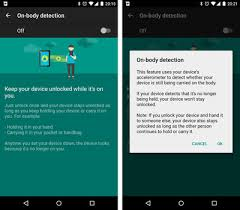 smart lock android smart lock on detection now rolling out to lollipop devices