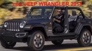 new jeep wrangler jl jeep wrangler jl 2018 youtube