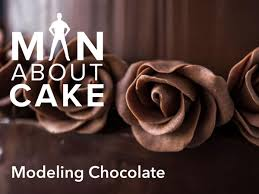 man about cake modeling chocolate recipe craftsy