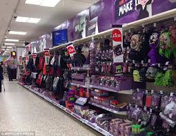 parents u0027 outrage at u0027terrifying u0027 tesco halloween displays daily