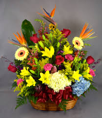 flower delivery dallas tropical basket big flower delivery dallas tx i roses