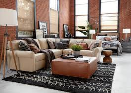 Livingroom Club Urban Oasis Living Room Ethan Allen