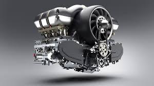 engine porsche 911 singer and williams collaborate on lightweight porsche 911 engine