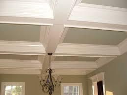 drop ceiling paint ideas paint squares same as wall color