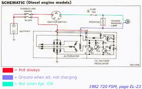 nissandiesel forums u2022 view topic alternator wiring question