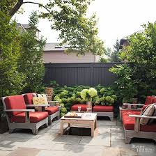 Outdoor Furniture Small Space 20 Amazing Backyard Living Outdoor Spaces