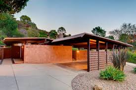 Midcentury Modern Homes - laurel canyon mid century modern home mid century modern homes