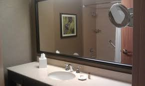 Hotel Bathroom Mirrors by Mirror In The Bathroom Interior Home Design Mirror In The Bathroom