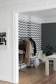 Esszimmerm El Bilder Mein Esszimmer Im Skandinavischen Stil Mit Meiner Zickzack Tapete