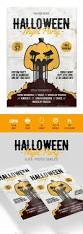 halloween party flyers templates 433 best halloween flyer template images on pinterest flyer