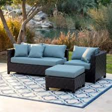 Wicker Sectional Patio Furniture by Outdoor Sectional Furniture Hayneedle