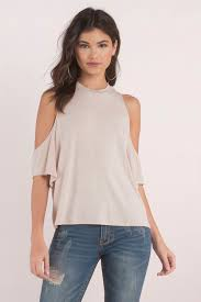 blouse cold shoulder blouse half shoulder tops 19